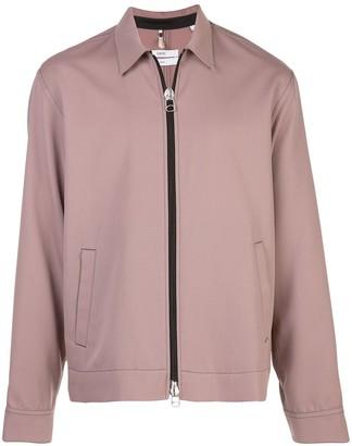Oamc Shirt Zip-Up Jacket