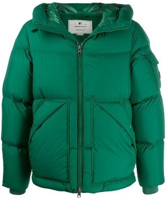 Woolrich Long-Sleeved Puffer Jacket