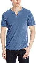 Lucky Brand Men's Slub Notch Neck T-Shirt