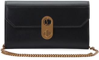 Christian Louboutin Elisa Paris Leather Belt Bag/Wallet on Chain