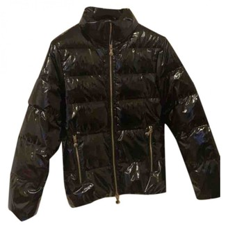 Pyrenex Black Synthetic Leather jackets