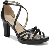 Naturalizer Cecile Strappy Leather Sandal - Wide Width Available