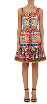 Dolce & Gabbana Women's Cotton Fit & Flare Dress