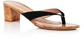 Stuart Weitzman Women's Brigida 50 Mid-Heel Sandals