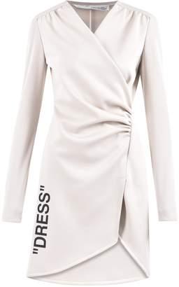 Off-White Off White Mini Dress