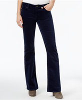 Tommy Hilfiger Velveteen Flared Pants, Only at Macy's