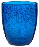 Plastic 13.5oz Stemless Wine Glass Dark Blue