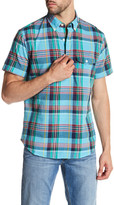 Bonobos Short Sleeve Plaid Shirt