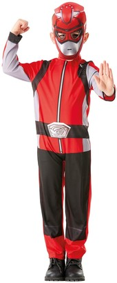 Power Rangers Red Power Ranger Beast Morpher Costume