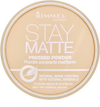 Rimmel Stay Matte Pressed Powder 14G 001 Transparent