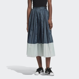 adidas Pleated Midi Skirt