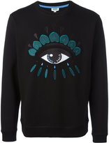 Kenzo Eye sweatshirt - men - Cotton/Nylon/Polyester - XS
