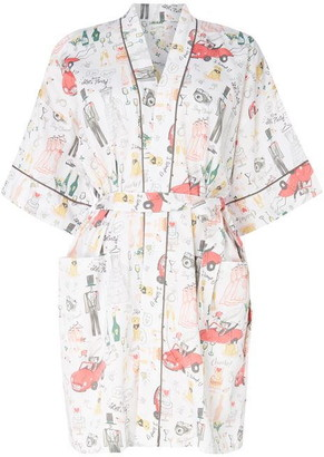 BedHead BedHd Happily Robe Ld92