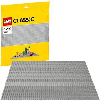 Lego Classic 10701Grey Baseplate