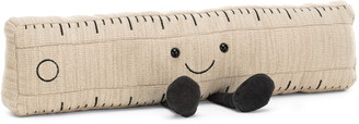 Jellycat Smart Stationery Ruler Plush Toy