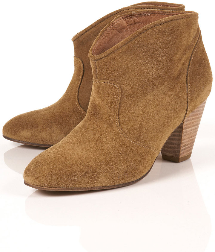 Boots ANTIQUE Pull-On Western