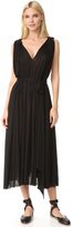 Barbara Bui V Neck Dress