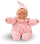 Corolle Babipouce - Pale pink soft doll