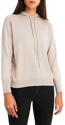 Belle & Bloom School Boy Camel Hooded Jumper