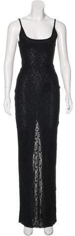 Givenchy Sleeveless Maxi Dress