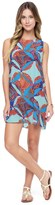 Juicy Couture Silk Carnival Paisley Dress