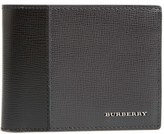 Burberry Men's Leather Wallet - Grey