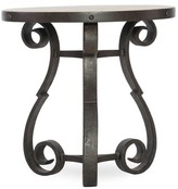 Hooker Furniture Hill Country Marble Top 3 Legs End Table
