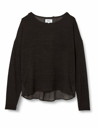 Only Women's Onlbrienna L/s Pullover KNT Sweater