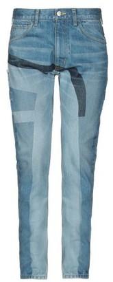 Facetasm Denim trousers