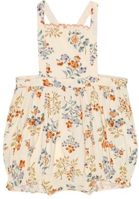 Caramel Baby Moorgate floral playsuit