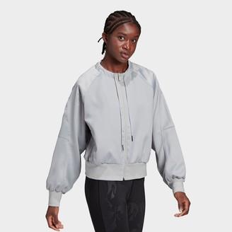 adidas Women's Glam On Bomber Jacket