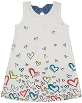 Nina & Nelli Sketch Heart Dress
