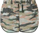 The Upside Sport camouflage shorts