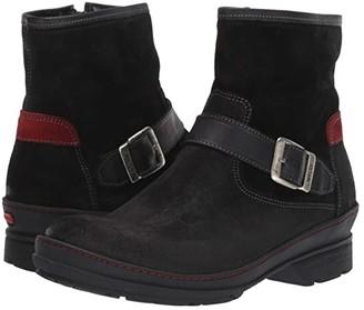 Wolky Nitra Waterproof (Black) Women's Boots