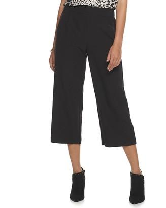 Apt. 9 Women's Pull-On Soft Crop Pants