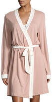 Cosabella Bella Bridal Cotton-Blend Robe