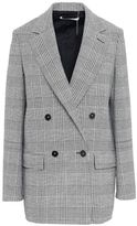 Stella McCartney milly gray check jacket