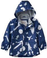 Carter's Baby Boy Lightweight Outer Space Rain Jacket