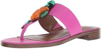 Nine West Women's ROSERIVER Leather Sandal
