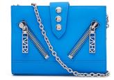 Kenzo Women's Kalifornia Wallet on a Chain Blue