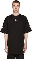 Marcelo Burlon County of Milan Black Domuyo T-Shirt