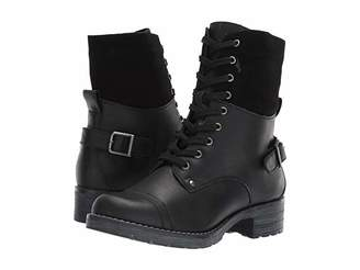 Tundra Boots Dee Dee Mid (Black) Women's Cold Weather Boots