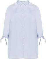 Yoona Plus Size Long blouse