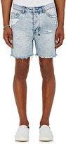 Ksubi Men's Dagger Dan Distressed Denim Shorts