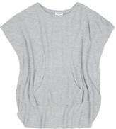 Splendid Girl Jersey and Rib Pocket Top
