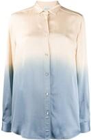 Forte Forte loose-fit degrade shirt