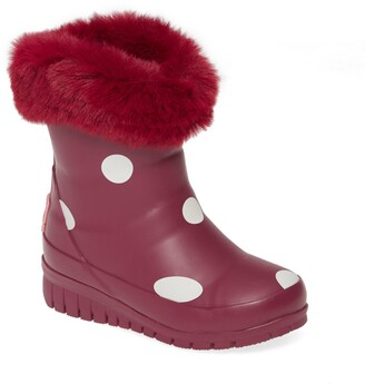 Joules Junior Chilton Waterproof Rain Boot
