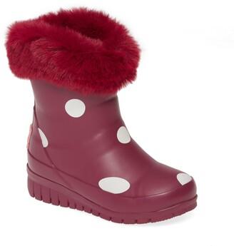 Joules Junior Chilton Waterproof Rain Boot