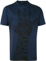 Versace printed T-shirt - men - Cotton - S