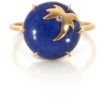 Shop Lausanne Ray Of Light Lapis Ring
